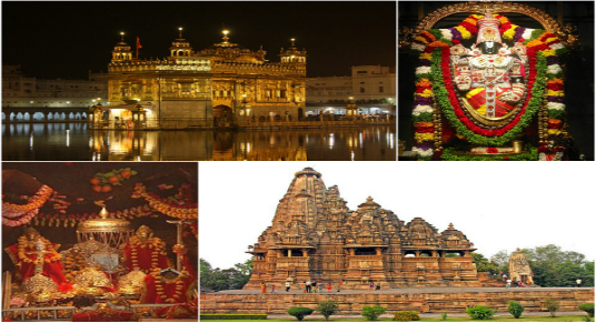 Most Famous Temples in India