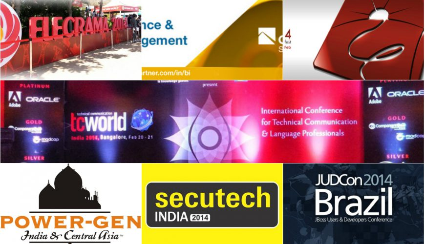 technical events India 2014