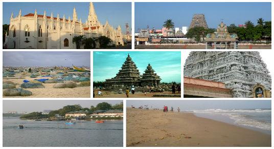 places to Visit Chennai