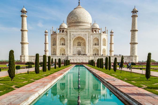 Explore Agra